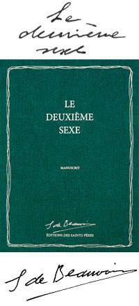 Le Deuxième sexe