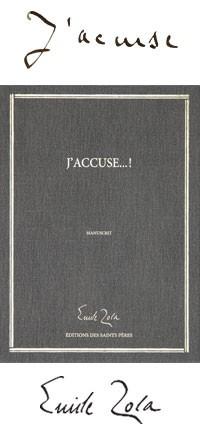 J'accuse